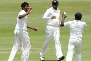 2nd Test: Welegedera sends South Africa crashing