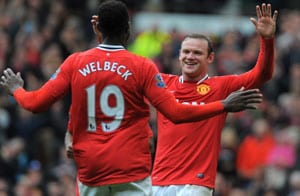 Rooney-Welbeck new Yorke-Cole, says Fergie