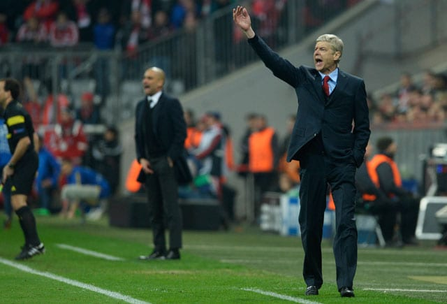 Arsenal F.C. manager Arsene Wenger slams Arjen Robben after Champions League exit