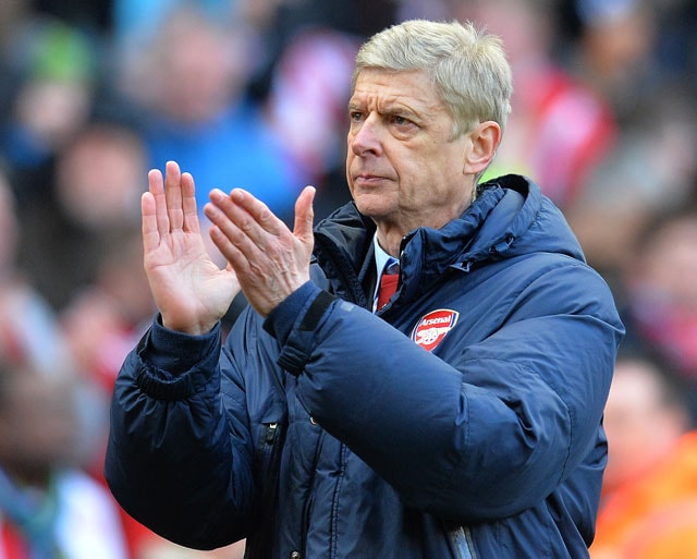 Champions League: Arsenal's Arsene Wenger hoping for miracle against Bayern Munich