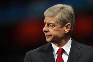 No time for disappointment, says Wenger
