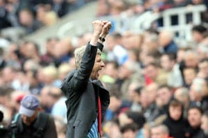 Arsene Wenger salutes players as Arsenal defy critics