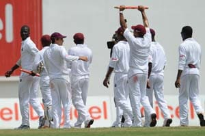 A win at last for West Indies in 1st Test