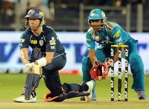 IPL 5: A win at last for Deccan Chargers, beat Pune Warriors