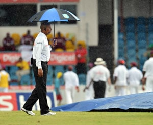 2nd Test: Australia build 127-run lead vs West Indies before deluge hits