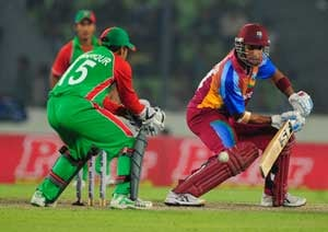 West Indies thump reckless Bangladesh