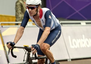 London 2012: Wiggins claims fourth Olympic gold from time trial