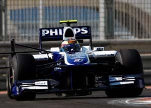 Williams Racing Team retain Susie Wolff as development driver for 2013