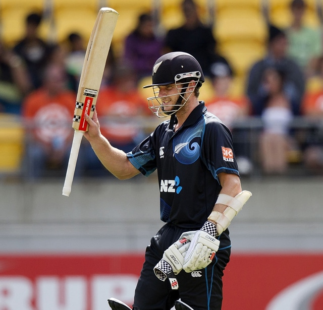 Live cricket score: India vs New Zealand 5th ODI