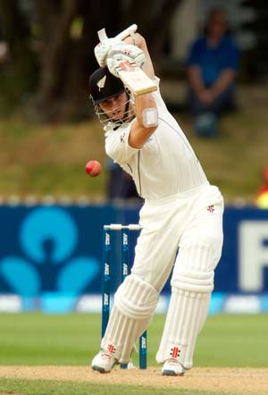 Kane Williamson shores up New Zealand batting for second Test vs West Indies