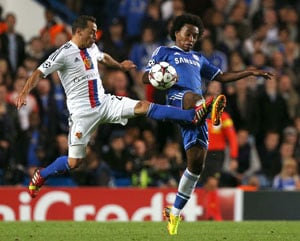 UEFA Champions League: Jose Mourinho rues misfire from Chelsea young guns