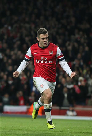 Arsene Wenger eager for Jack Wilshere return against Liverpool