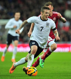 Jack Wilshere out for six weeks with foot injury