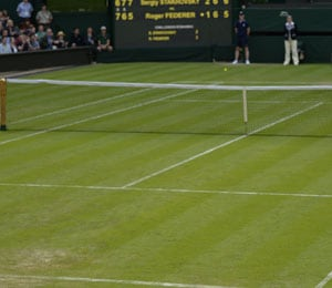 Wimbledon chief says players' pullout not due to grass