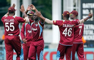 Tri-series: West Indies look to seal final berth, Sri Lanka aim for survival