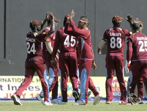 West Indies vs Pakistan, 2nd ODI stats: Windies register biggest win at Providence
