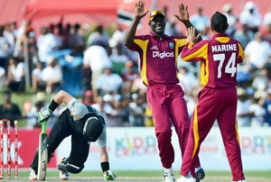 India, Sri Lanka, West Indies for Tri-Nation Series