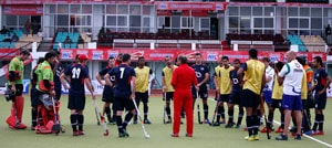Hockey India League: Spirited Uttar Pradesh Wizards stun Ranchi Rhinos 3-2