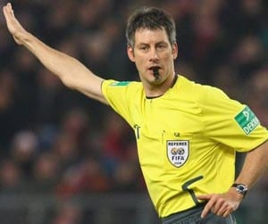 UEFA Euro 2012: Wolfgang Stark to referee Poland-Russia match