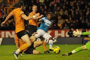 Sunderland lose 2-1 to Wolverhampton