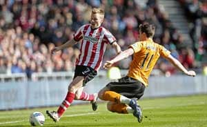 Wolves on the brink despite Sunderland draw