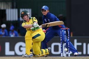 Australia, England make changes for women's Ashes