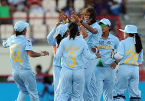 Indian ladies suffer 5-wicket loss to Australia in warm-up