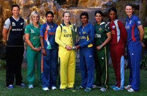 England face New Zealand in first semi-final of Women's WT20