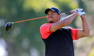 Tiger Woods reclaims world No. 1 ranking