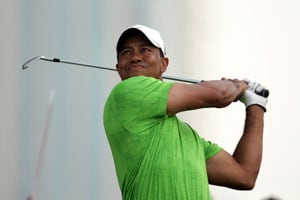 Woods upbeat after Dubai flop
