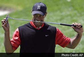 Back at No. 1, Woods shifts gaze to Augusta