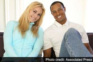 A New First Couple in Sports: Woods and Vonn