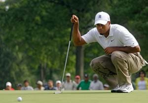 Tiger Woods eager to put spat with Sergio Garcia behind him