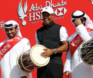 Tiger Woods tees off on cricket