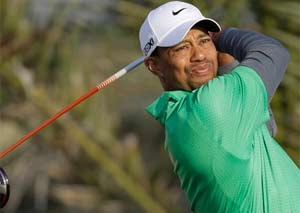 Tiger Woods gets 2012 season underway