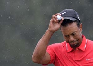 The long wait goes on for Tiger Woods