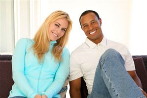 Is Tiger Woods' girlfriend cheating on him?
