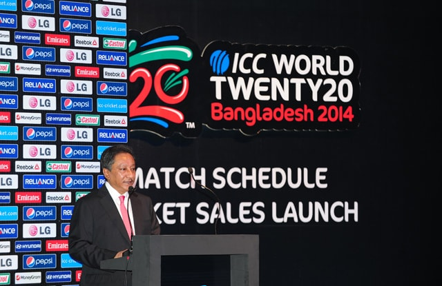 World Twenty20: International Cricket Council happy with security in Bangladesh