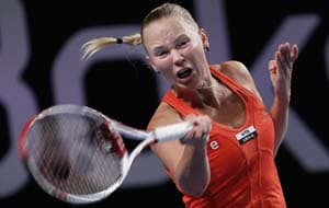 Top-seeded Wozniacki through to e-Boks Open final