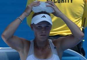 Like boyfriend McIlroy, Caroline Wozniacki misses cut