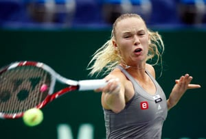 Wozniacki advances to Kremlin Cup final