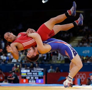 Wrestling body reacts to Olympic rejection