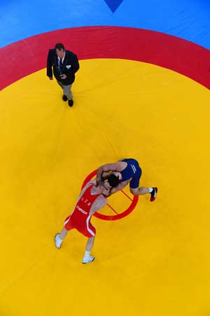 Commonwealth Games Shame: Wrestling Referee Suspended for Charges of Sexual Assault