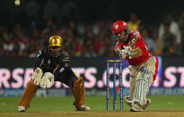 Wriddhiman Saha Strikes Timely Century to Bail Out Kings XI Punjab in IPL Final