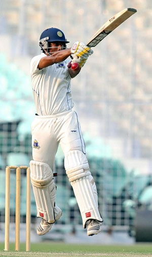 Arindam Das' ton takes Bengal to 242/3 vs Services on Ranji Day 1