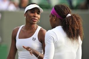 Wimbledon 2012: Williams sisters reach women