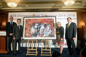 Singapore to host 2014 WTA season-ending championships
