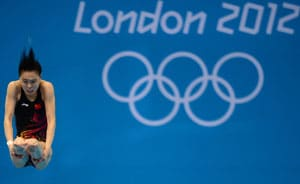 London 2012: Wu equals diving medals record with 3m triumph