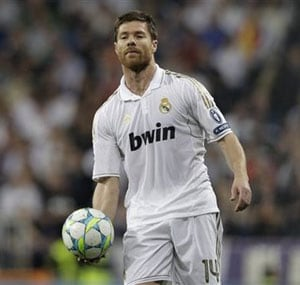 Xabi Alonso signs two-year contract extension with Real Madrid