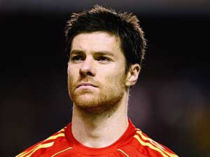 Xabi Alonso left out of Spain squad for Confederations Cup